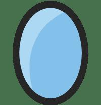 fenêtre ovale
