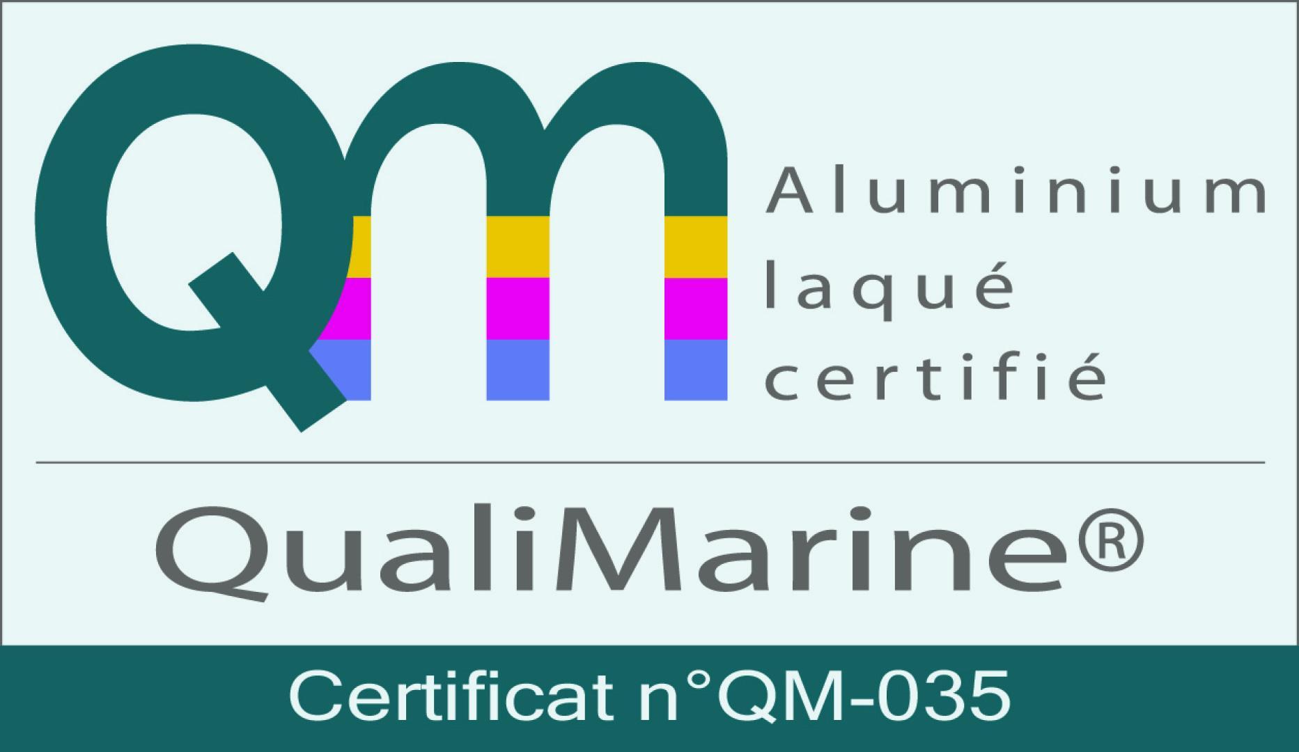 Menuiserie certifiée QualiMarine